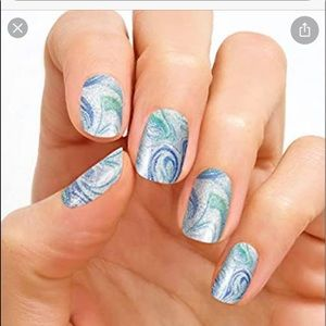 Colorstreet Water you up to nail polish strips
